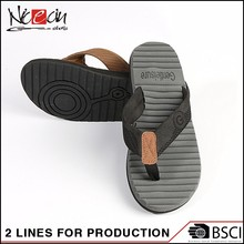 2017 Latest Alibaba Model Unique Slipper For Man