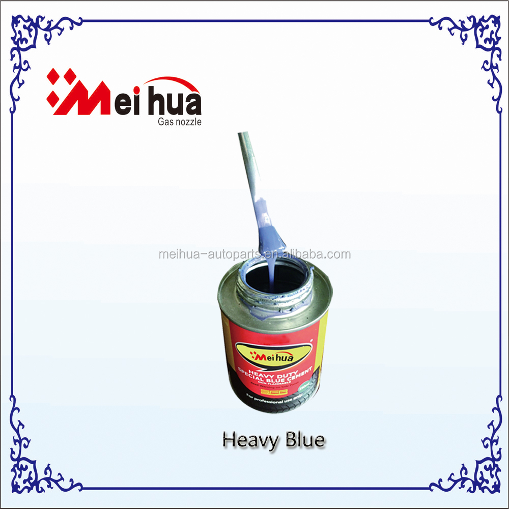 Heavy Duty Blue Vulcanizing Cement 1000ml Sealant Adhesive