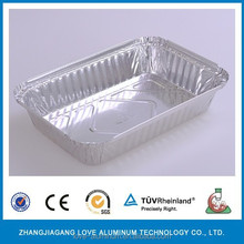 Aluminium Foil Containers 8389 with lids