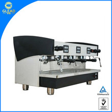 Electric Commercial 3 group coffee machine espresso maker for cafe shop
