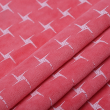 OEM Custom Printed 100% Polyester Fleece Fabric For Dog Bed