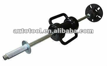 Hub Slide Hammer Puller With Outsize Hammer