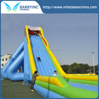 Cheap price inflatable water slide for sale