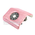 Wholesale excellent 25W Nail Art Vacuum Cleaner Air Dryer for Gel Polish Glue Nail Fan Dust Suction