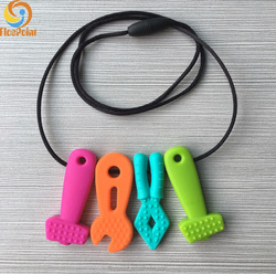 Professional OEM/ODM Factory Supply Top Quality silicone teething necklace wholesale from direct manufacturer