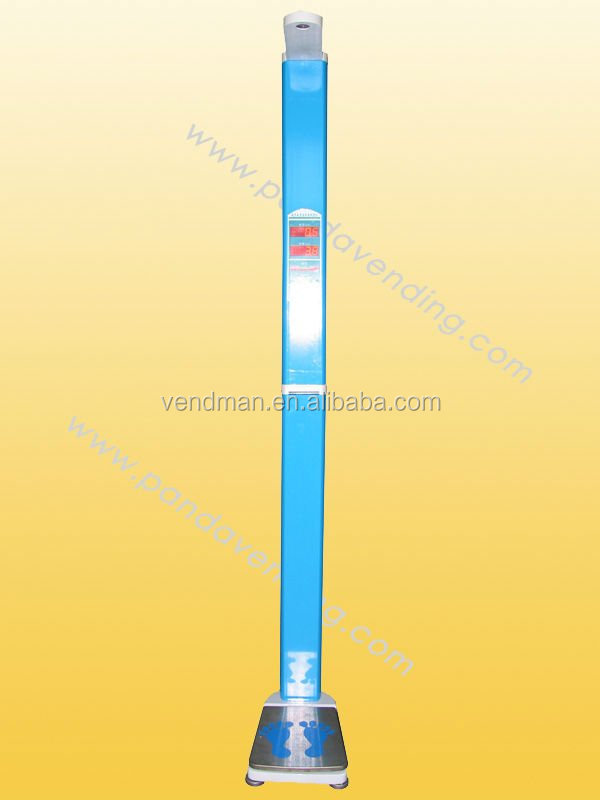 Coin Operated BMI Height Weight Machine (BS200)