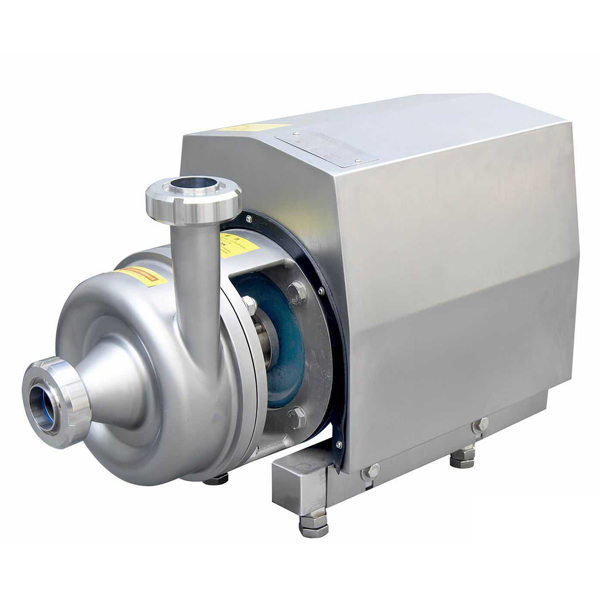 SS304 and SS316L stainless steel sanitary centrifugal dairy milk pump