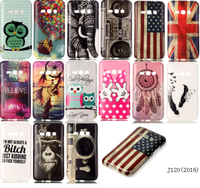 cartoon cute TPU cell phone case for samsung J1 2016 Edition, for samsung galaxy J1 2016Edition back cover
