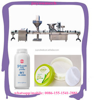 automatic industrial talcum powder weighing filling machine/chemical powder auger filler line/powder packing machine