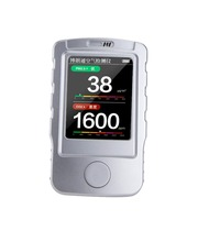 Handheld Mini Air Particle Counter PM2.5 PM10 Dust Air Pollution Quality Monitor air quality monitor