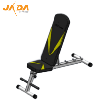Gym Exercise Adjustable Weight Bench, Incline Bench Press, Decline Bench Press