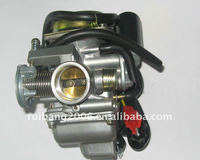 Carburetor For Gy6 125cc Performance Carb GAS FILTER Moped Scooter ATVCarburetor For Gy6 125cc 150cc Performance Carb GAS