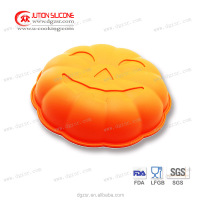 Halloween silicone cake mould