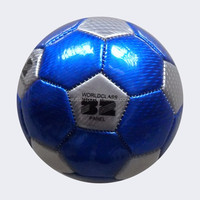 Wholesale cheap mini football/inflatable football soft surface for child toy