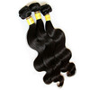Virgin brazilian hair weft body wave hair wholesale cheap Hair Weft