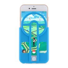 Silicon Pokemon Go Aimer for iPhone Case, Phone Case Aimed for Iphone 6/6s plus