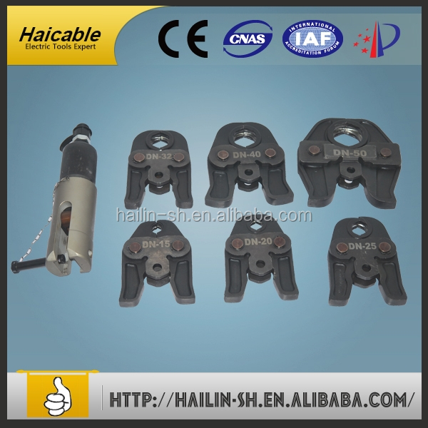 Wholesale Alibaba Pipe Fittings Steel Tube Crimping Tools Need Connected to a Pump Expressing Fork