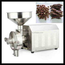 CE mini protable dal spice flour mill pulverizer machine