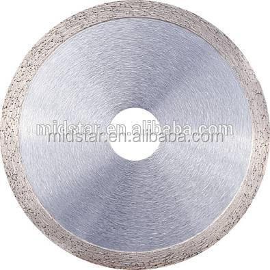 Midstar diamond cutting disc for marble and granite