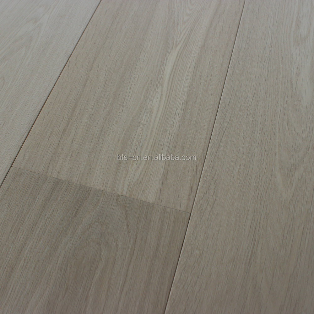 Unfinished Oak 3 - ply oak engineered Wood Flooring