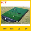 golf mats wih rubber tee golf mats vs grass