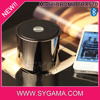 IBomb TRX570 wholesale OEM available 800mAh vibration mini amplifier speaker