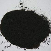 Dye ink plant with powder active carbon