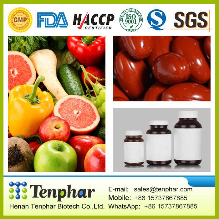 Chinese Big Manufacturer Nutrition Supplements Compound Vitamin Soft Capsules