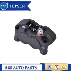 Motorcycle Restoration Brake parts Small Radial 4 Piston Brake caliper for racing performance.