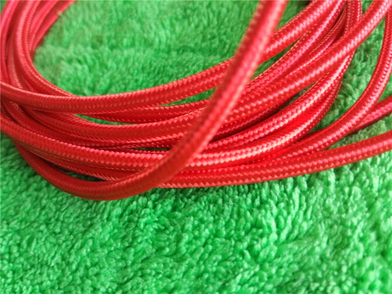 Braided Nylon Micro USB Data Sync Charger Cable Cord For Cell Phones