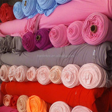 wholesale pul fabric tubular 100% cotton jersey knit fabric
