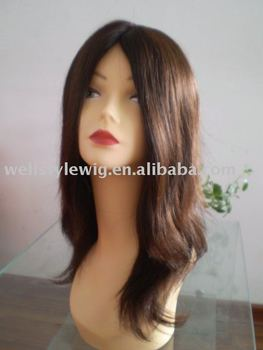 100% European hair Jewish wigs for sale