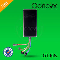 Concox GT06N gps vehicle tracking device for motor with realtime tracking, geofence and overspeed