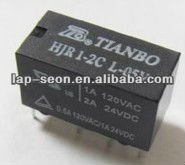 HF JRC-27F-005-S Equals Tianbo Relay HJR1-2CL-05V