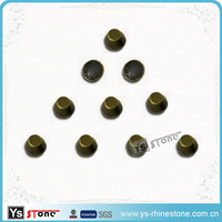 YESHENG 23105 Wholesale Army Green Bucket Shoe Decoration Studs