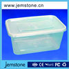 high quality disposable plastic divided food tray