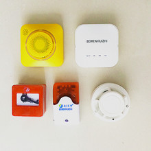 wireless fire fighting system gst fire alarm system