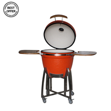 Outdoor Backyard Charcoal BBQ Grill Barbecue Meat Smoker