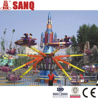 Export quality for control airplane amusement rides/China factory direct selling of amusement control airplane rides