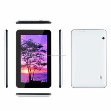 Hot sale quad core 7inch wifi only tablet pc for sale second hand tablet pc price only