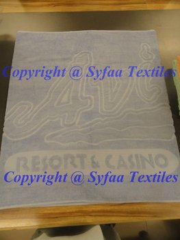 Good Quality 100% Cotton Jacquard Bath Towel
