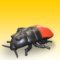 inflatable cockroach, customized inflatable replica for advertising, inflatable replicas