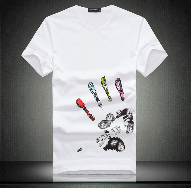 Plain white t shirt screen print t shirt wholesale cheap t for Screen printing t shirts cheap