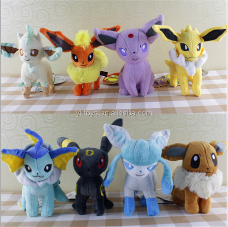 Animation Pokemon series plush toy