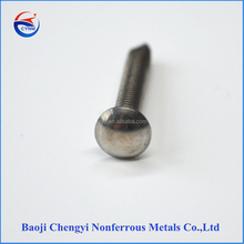 bright surface hastelloy C 276 electrode with good price