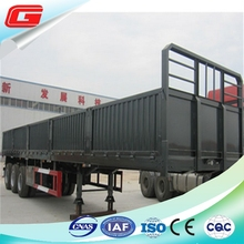 3 axles high quality side wall panel semi trailer door price