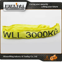 factory price round cargo sling