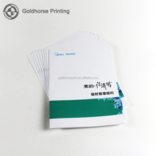 2018 Custom High Quality Best Price A3 A4 A5 Brochure / Booklet / Flyer / Catalog Printing in China