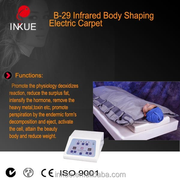 Good price Infrared sauna blanket for weight loss Detox And Slimming Blanket