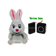 customized soft voice recording speaking plush toy